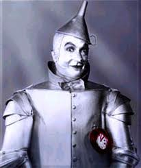 At Last, Tin Man Finds His Heart