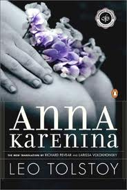Anna Karenina, Tolstoy, and Page 732