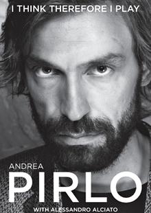Andrea Pirlo autobiography cover