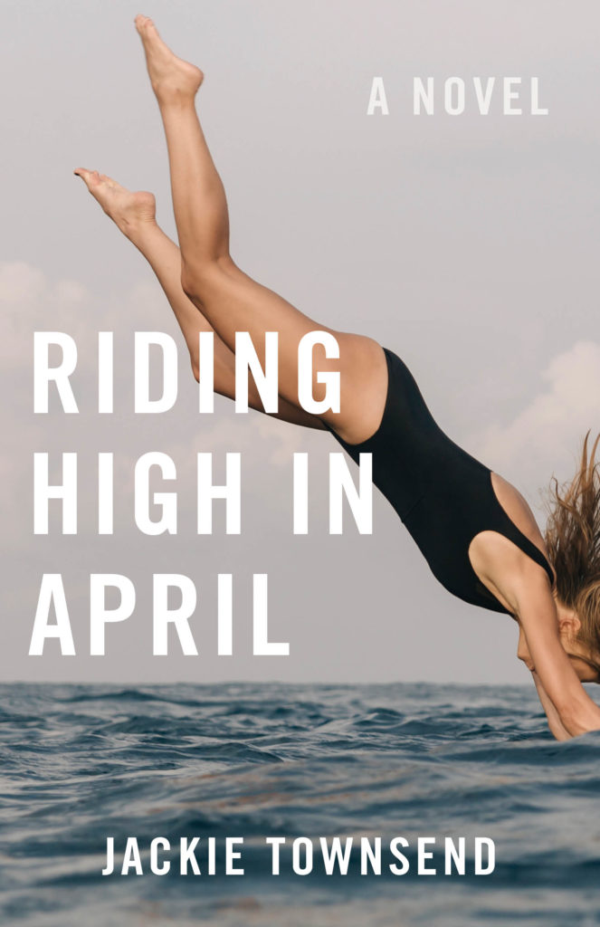Riding High In April Book Cover